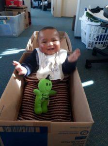 SACK-Baby in Box Hokianga Health