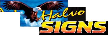 Halvo Signs